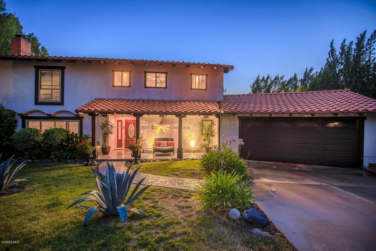 1833 CALLE PETALUMA, Thousand Oaks, CA 91360 - 1833 Calle Petaluma Thousand-large-018-1