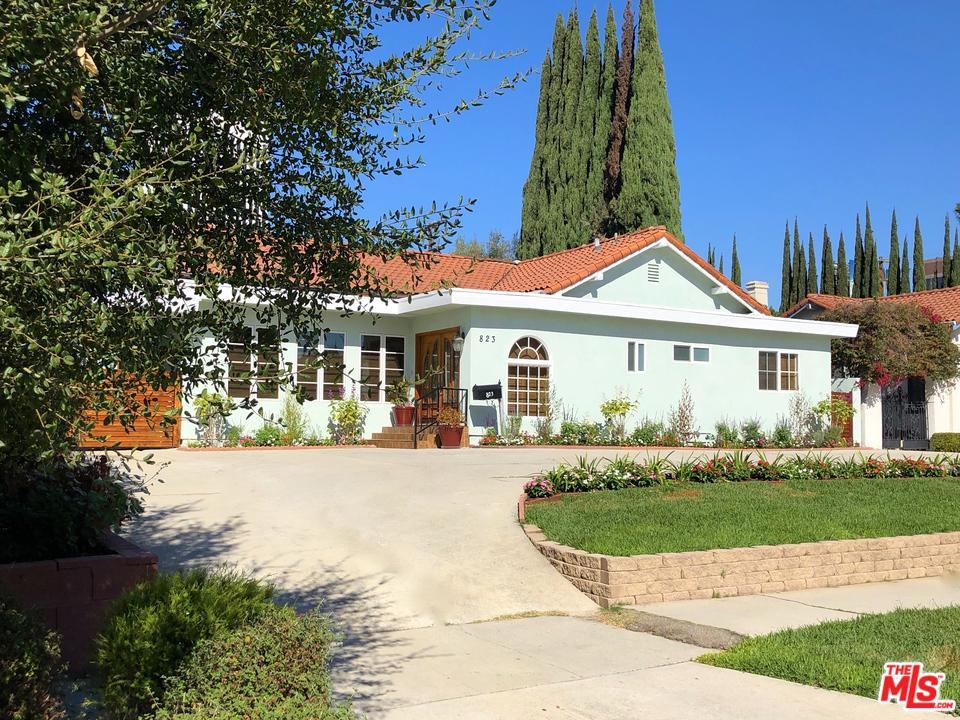 823 SIERRA BONITA, Los Angeles (City), CA 90036