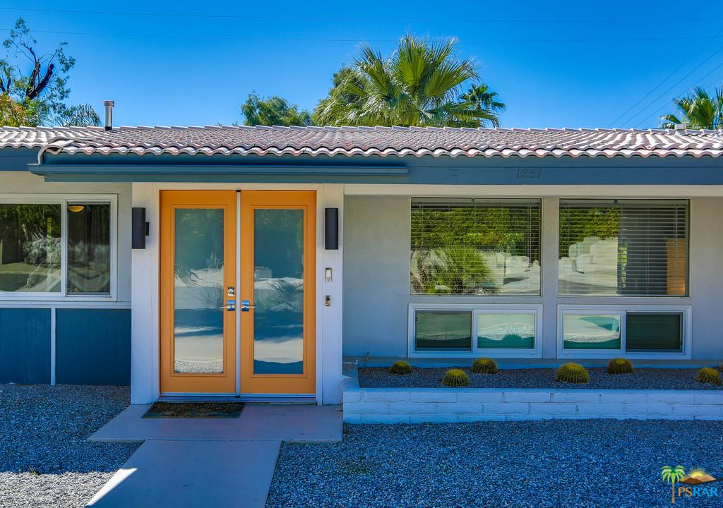 1251 VERBENA, Palm Springs, CA 92262