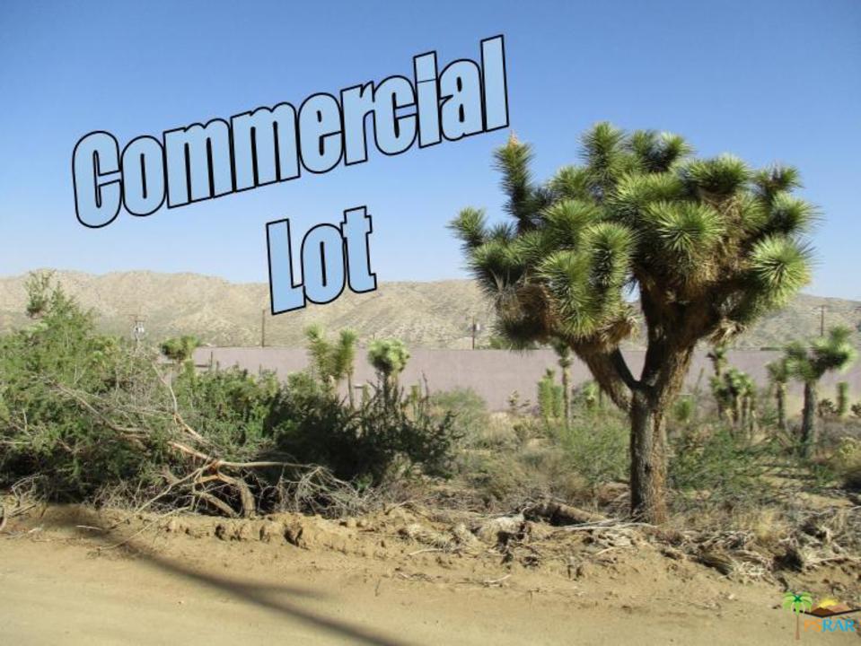 0 HOMESTEAD 0586-061-42, Yucca Valley, CA 92284