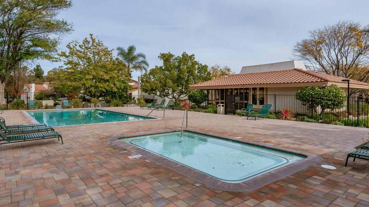258 MARIPOSA, Newbury Park, CA 91320 - 25-Community Pool