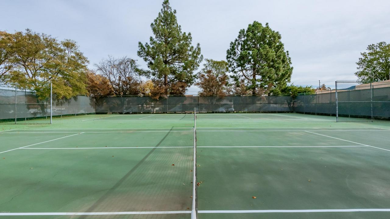258 MARIPOSA, Newbury Park, CA 91320 - 28-Community Tennis Courts