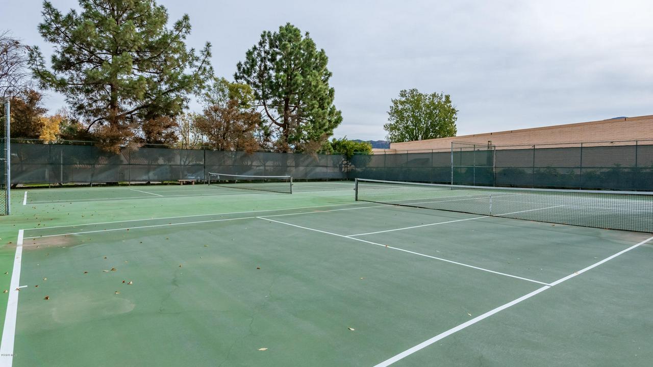 258 MARIPOSA, Newbury Park, CA 91320 - 27-Community Tennis Courts