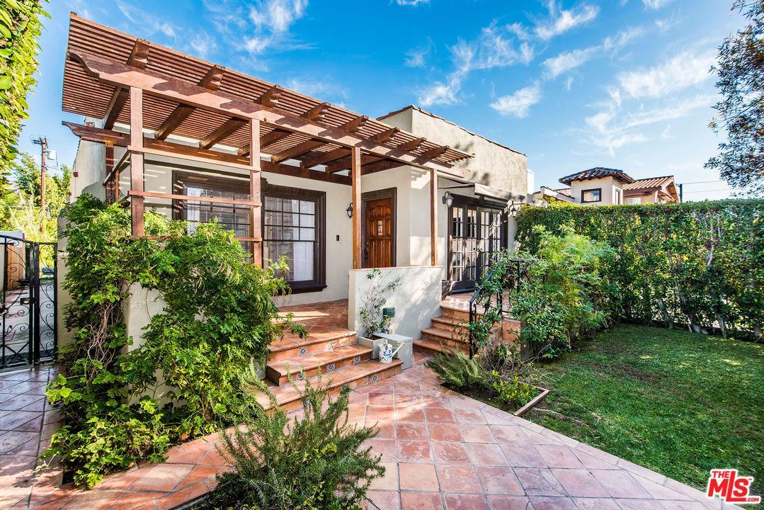736 SIERRA BONITA, Los Angeles (City), CA 90046