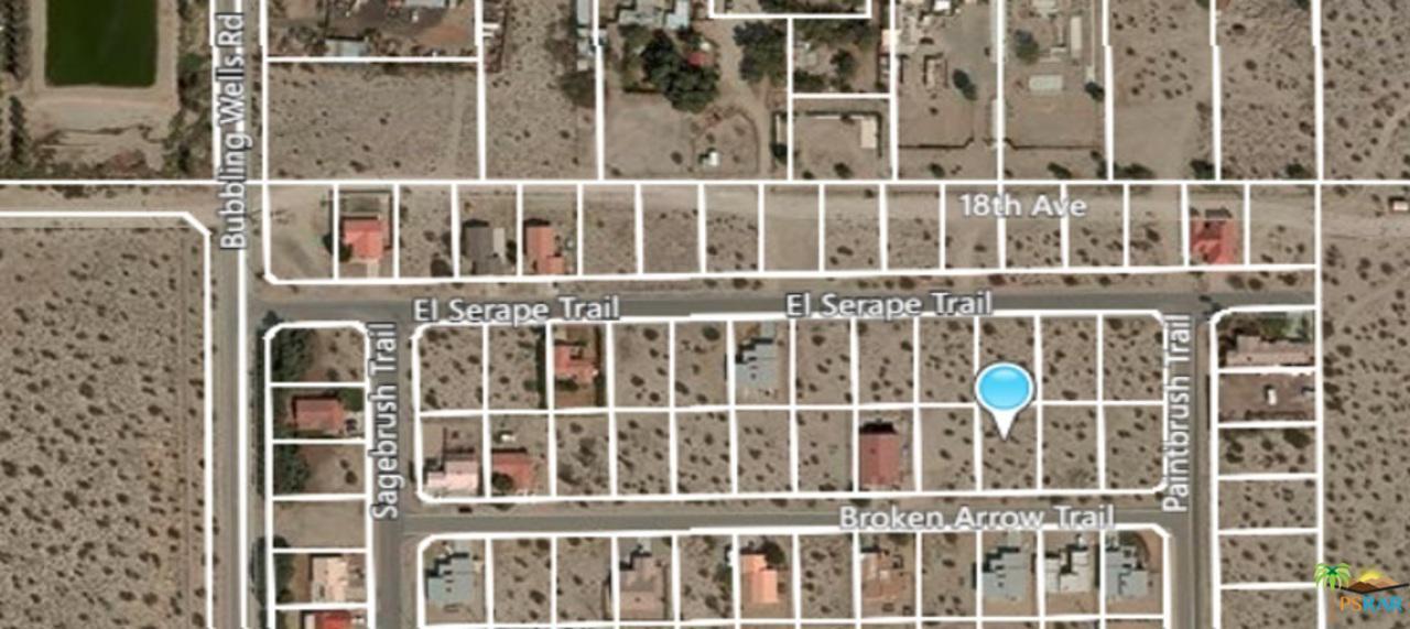 0 BROKEN ARROW, Desert Hot Springs, CA 92241