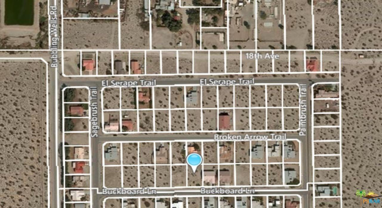 0 BUCKBOARD, Desert Hot Springs, CA 92241