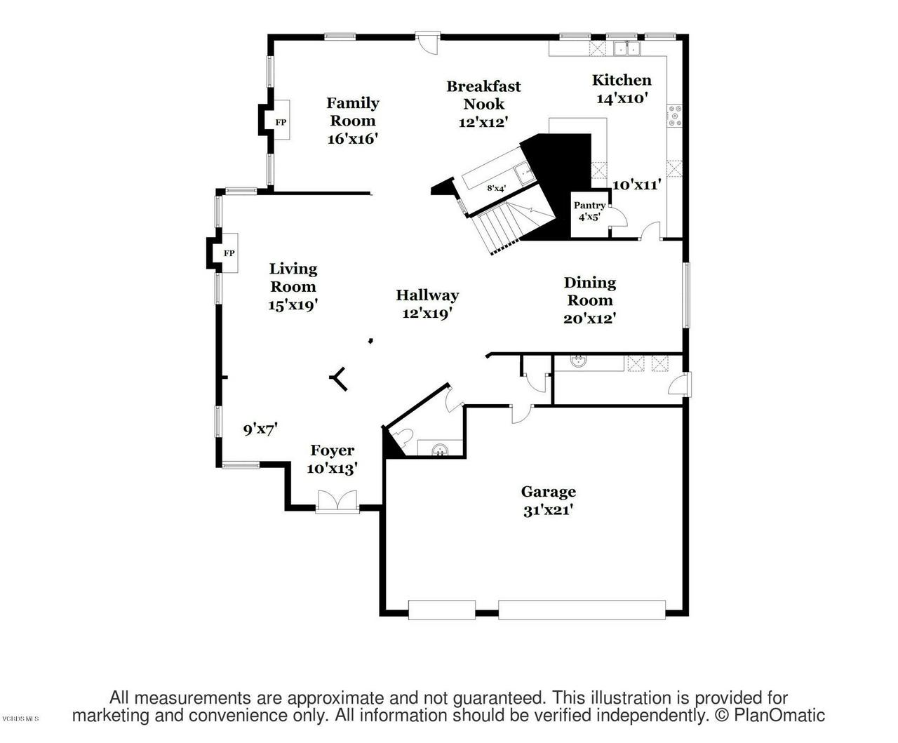 4365 TIMBERDALE, Moorpark, CA 93021 - floorplan-main-380474