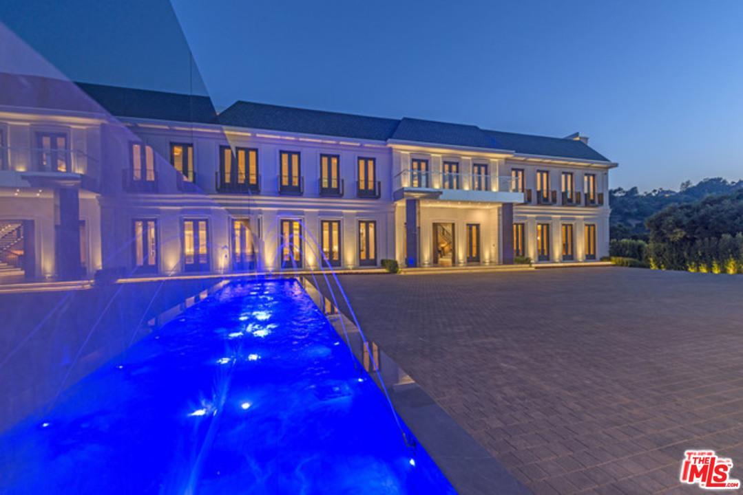 Beverly Hills                                                                      , CA - $135,000,000
