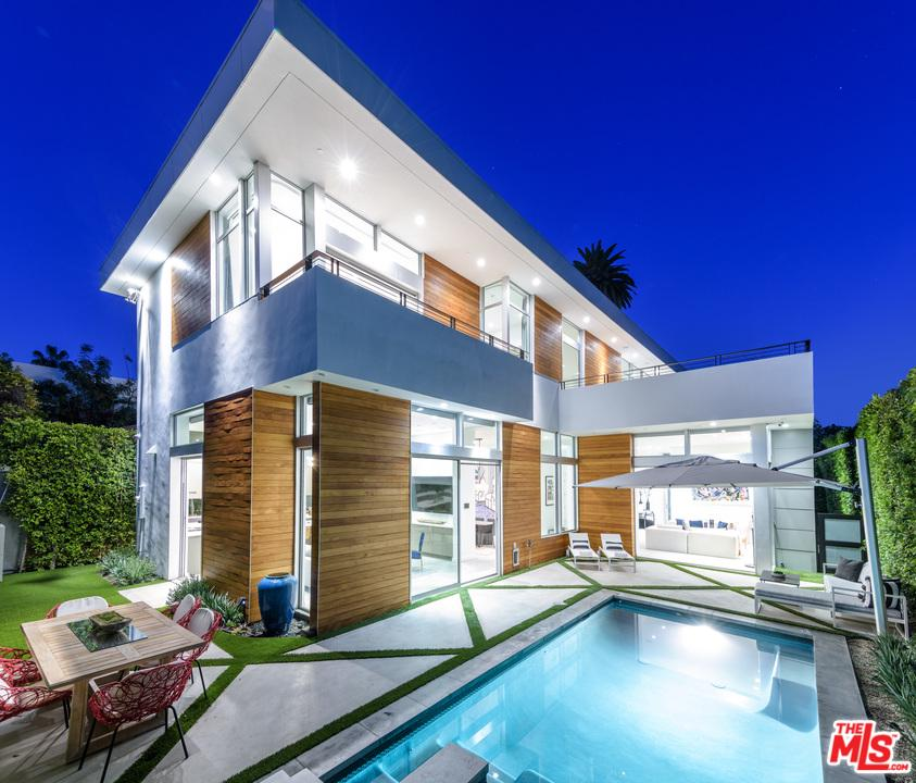 601 N HARPER Avenue - West Hollywood, California