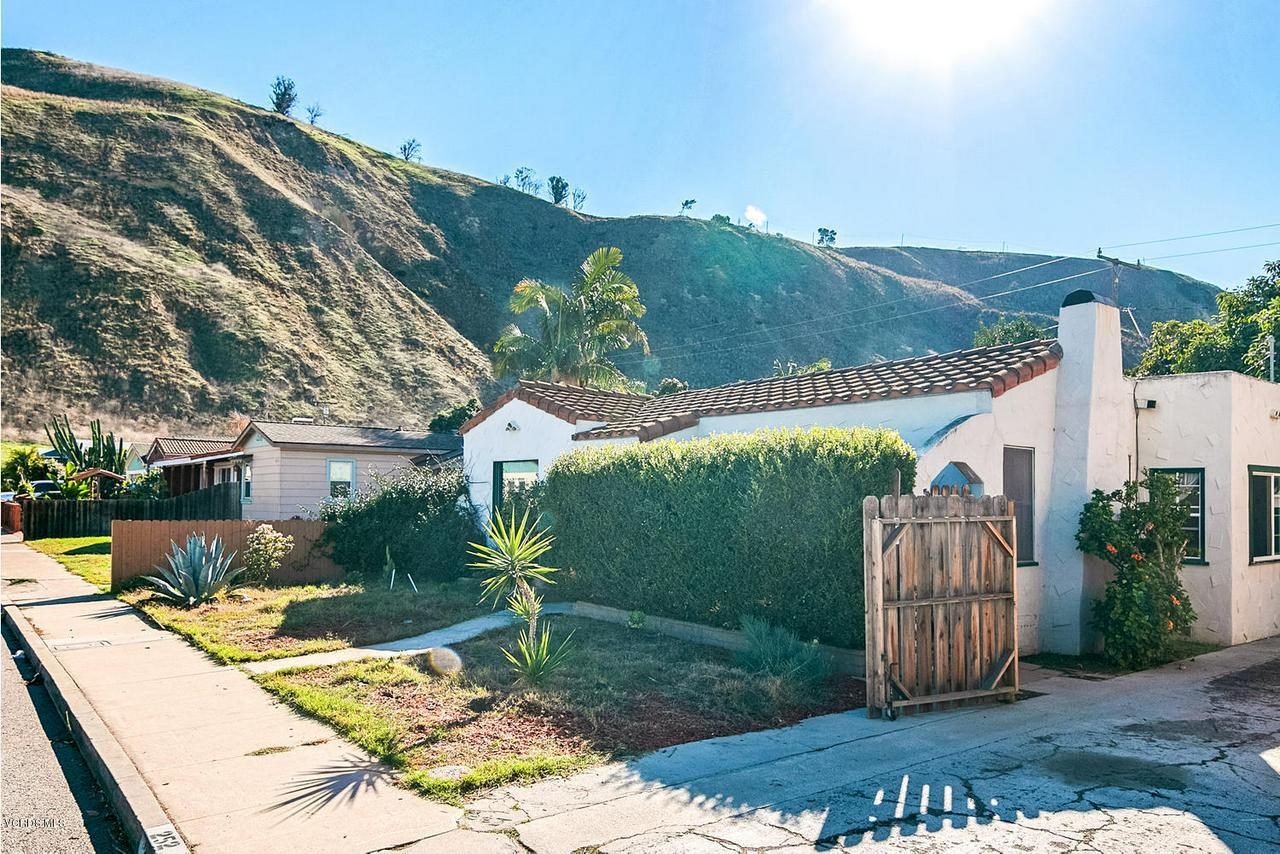 252 LEWIS, Ventura, CA 93001 - Hillside View
