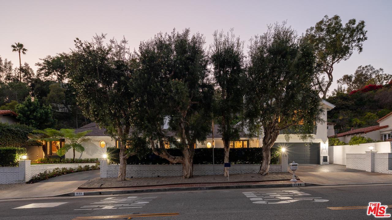 1133 SAN YSIDRO, Beverly Hills, CA 90210