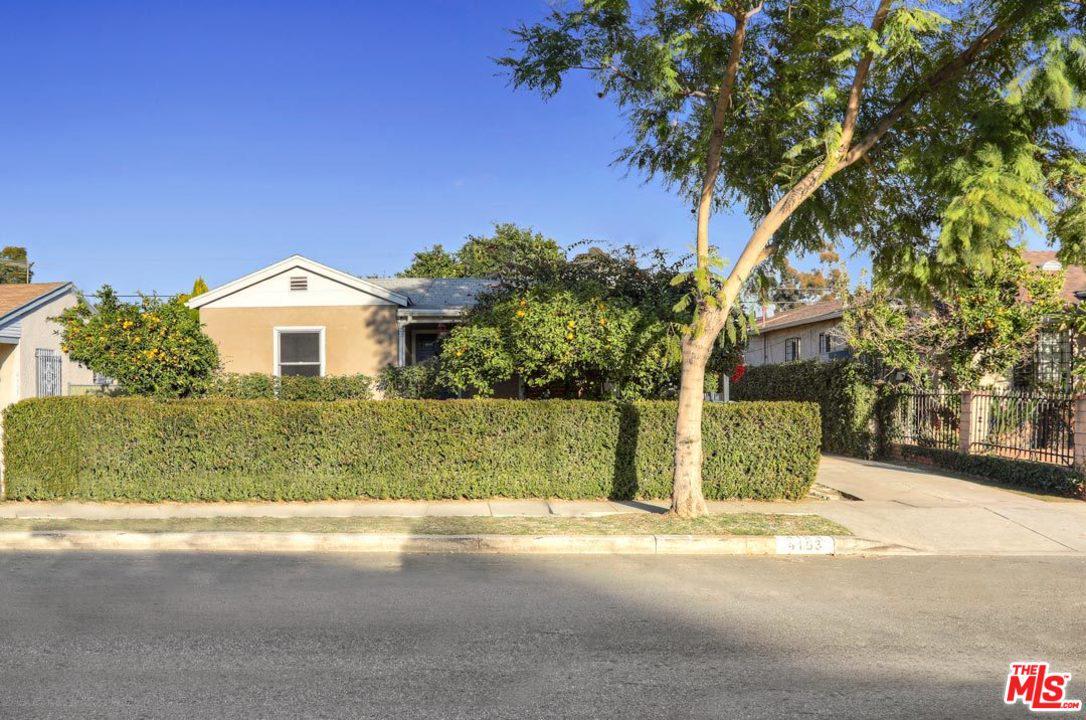 4153 BRUNSWICK, Los Angeles (City), CA 90039