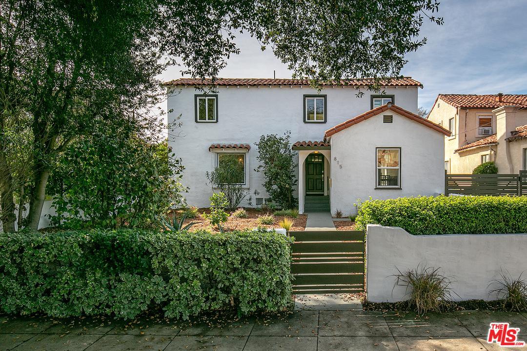 815 MANZANITA, Pasadena, CA 91103