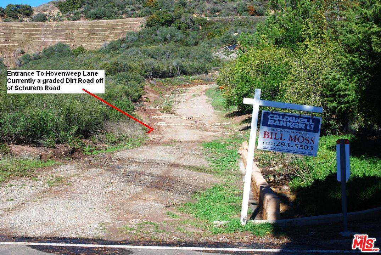 HOVENWEEP, Malibu, CA 90265