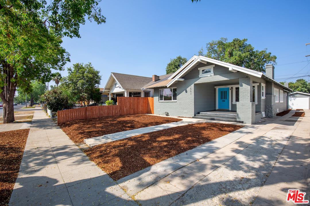 3563 GRAMERCY, Los Angeles (City), CA 90018
