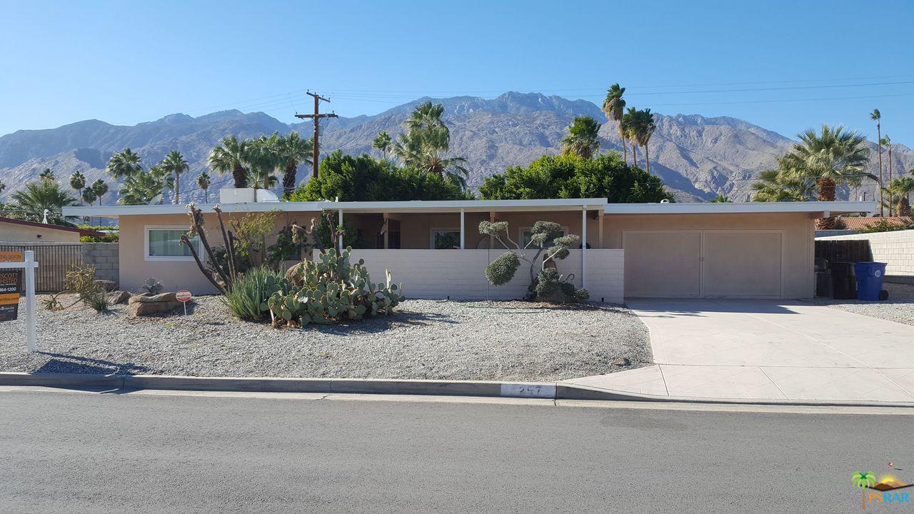 257 CERRITOS, Palm Springs, CA 92262