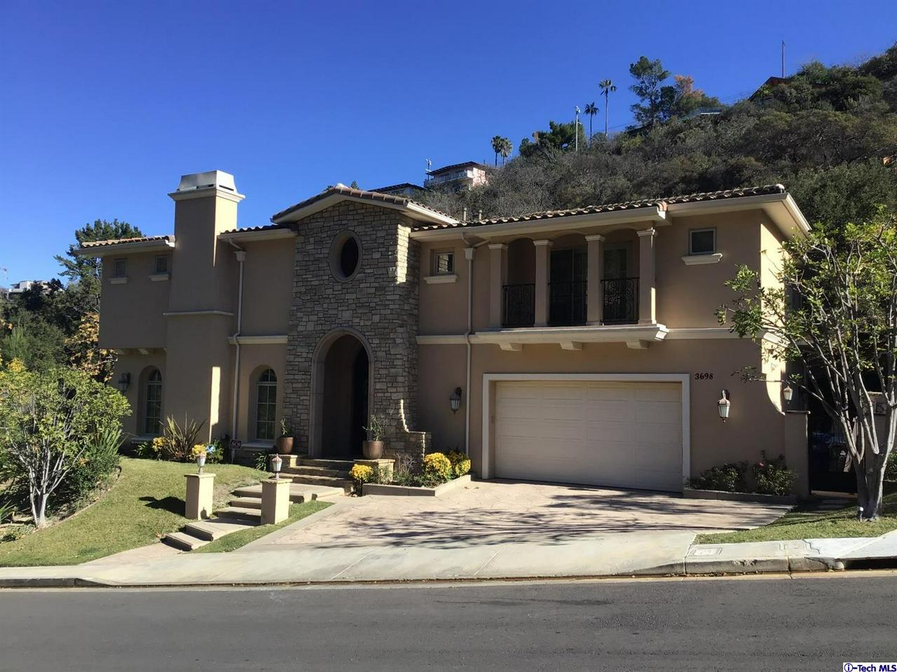 Photo of 3698 BENEDICT CANYON LANE, Sherman Oaks, CA 91423