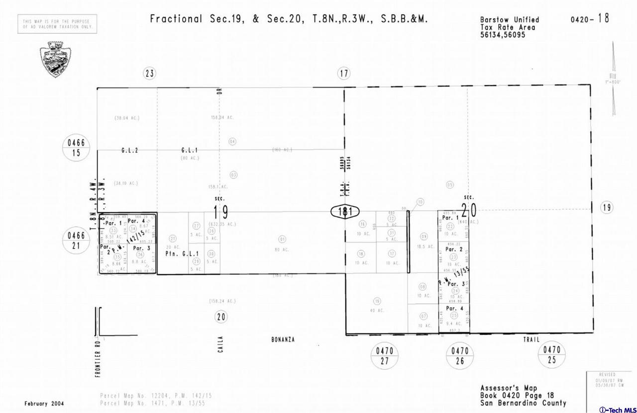 0 VACANT LOT, Helendale, CA 92342