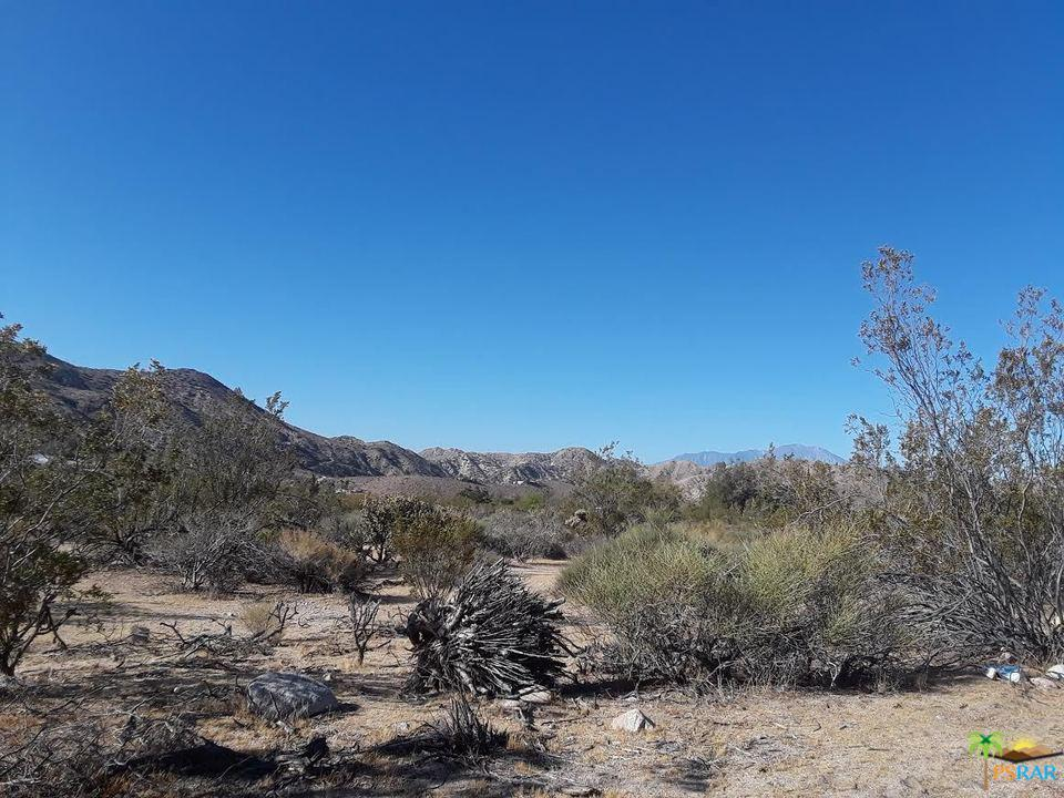 0 BELDON, Morongo Valley, CA 92256
