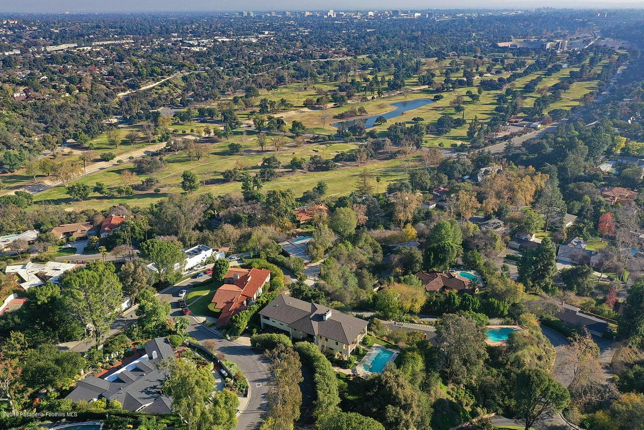 1825 BRAEMAR, Pasadena, CA 91103 - BRAEMAR DRONE MLS 08