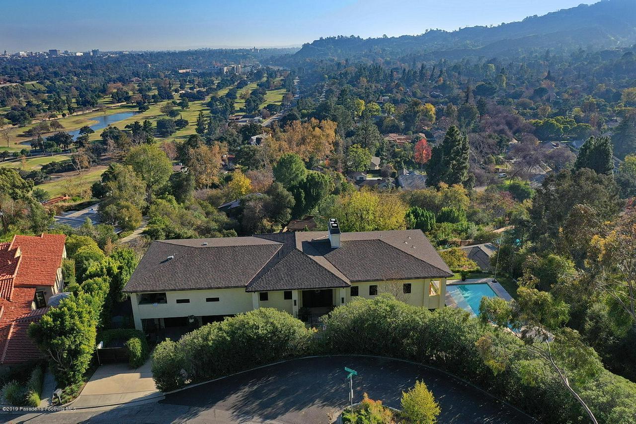 1825 BRAEMAR, Pasadena, CA 91103 - BRAEMAR DRONE MLS 01