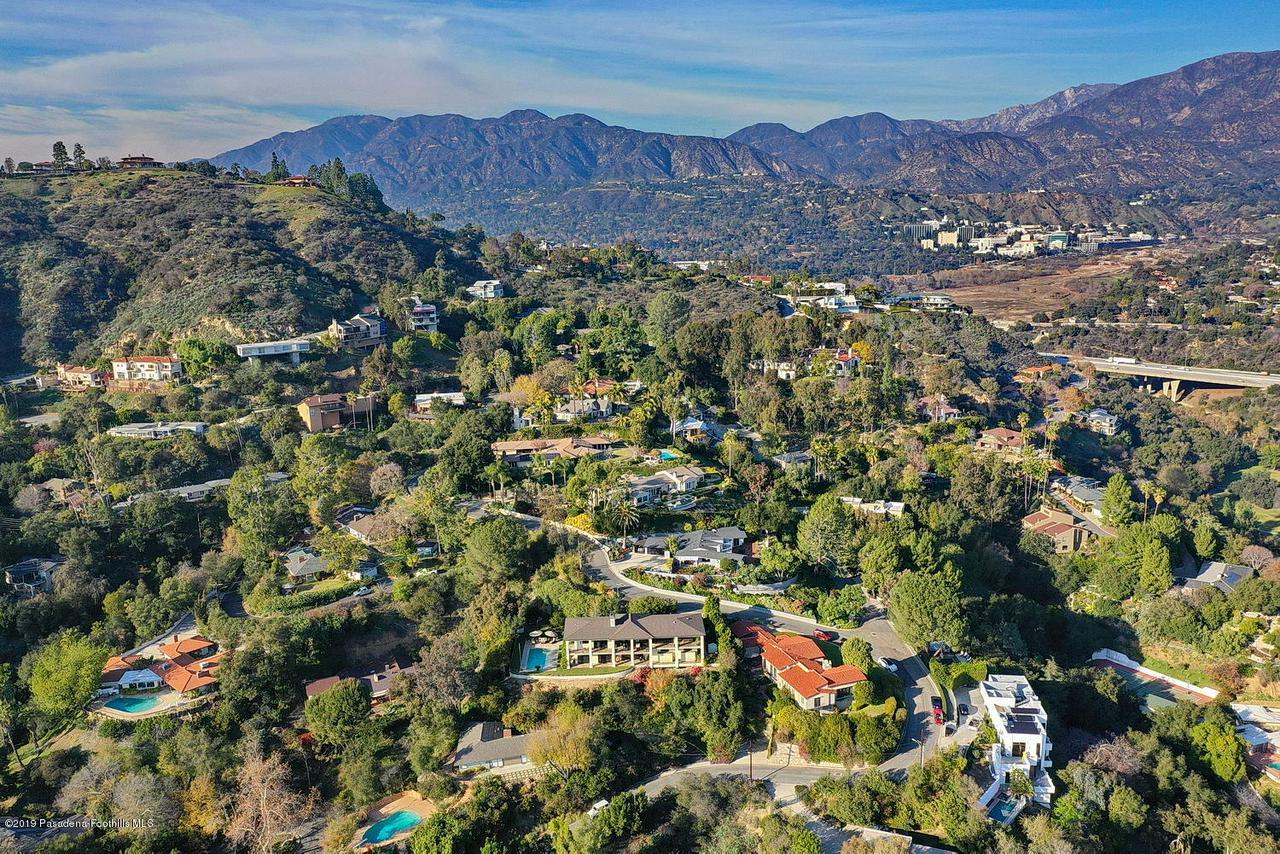 1825 BRAEMAR, Pasadena, CA 91103 - BRAEMAR DRONE MLS 09