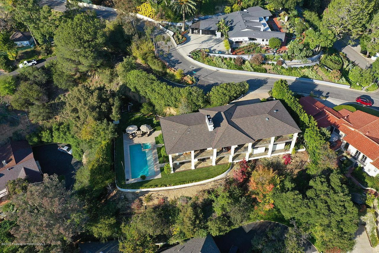 1825 BRAEMAR, Pasadena, CA 91103 - BRAEMAR DRONE MLS 10