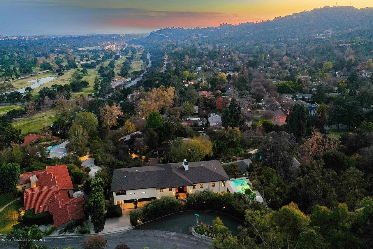 1825 BRAEMAR, Pasadena, CA 91103 - BRAEMAR DRONE MLS 15