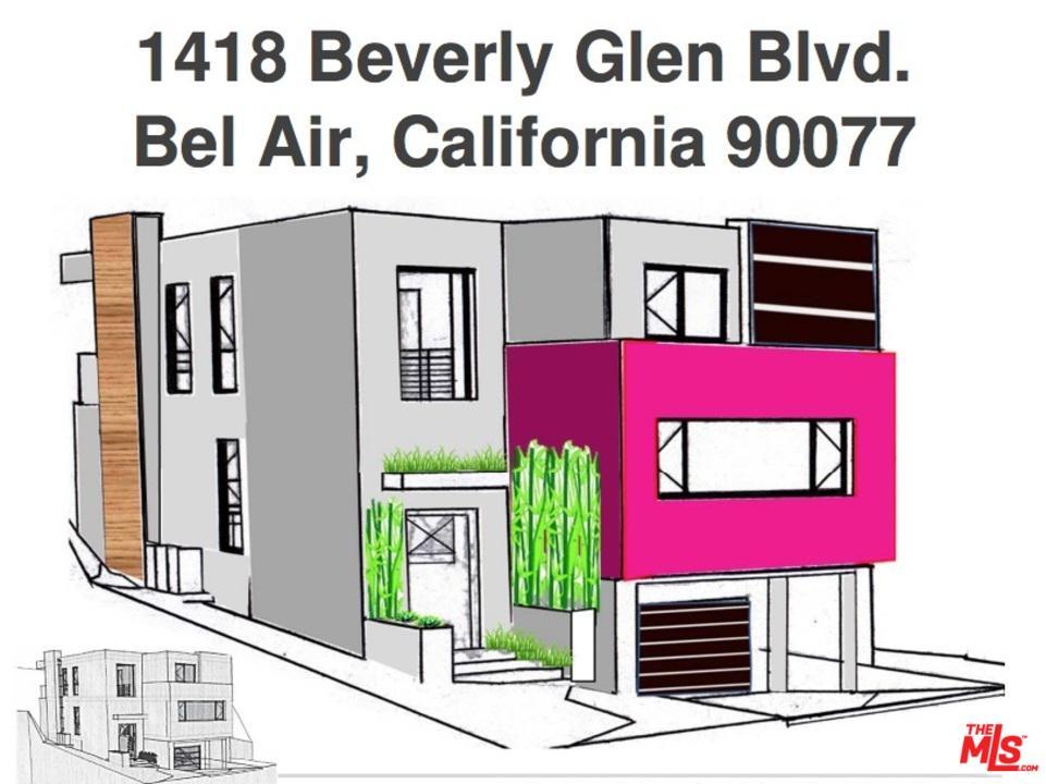 1418 N BEVERLY GLEN Boulevard - Bel-Air / Holmby Hills, California