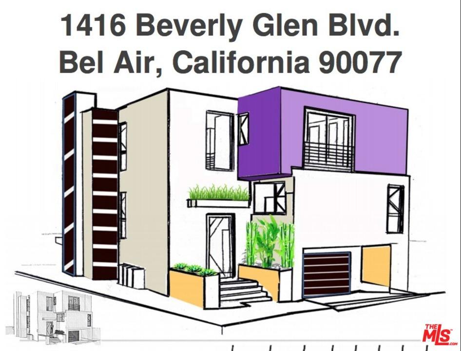 1416 N BEVERLY GLEN Boulevard - Bel-Air / Holmby Hills, California
