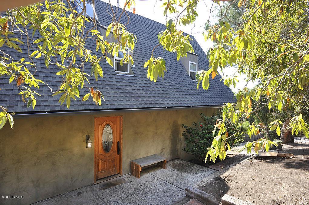33206 DECKER SCHOOL, Malibu, CA 90265 - Front Door