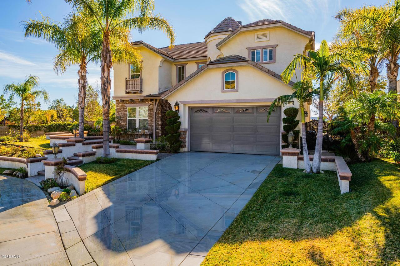 3719 RED HAWK COURT, Simi Valley, California