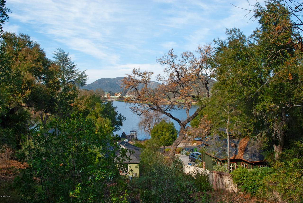 115 GILES, Lake Sherwood, CA 91361 - View from lower deck