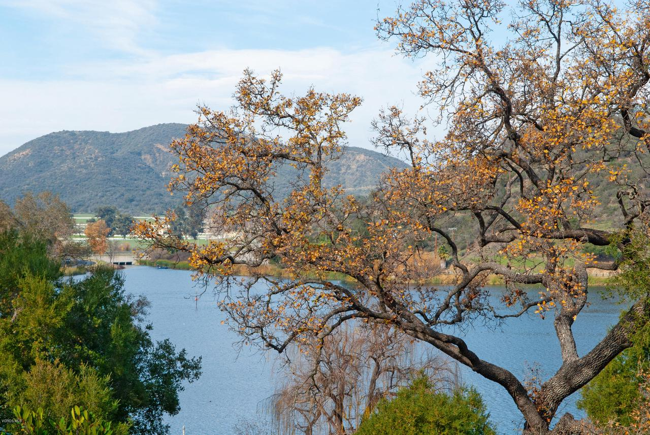 115 GILES, Lake Sherwood, CA 91361 - View from main deck