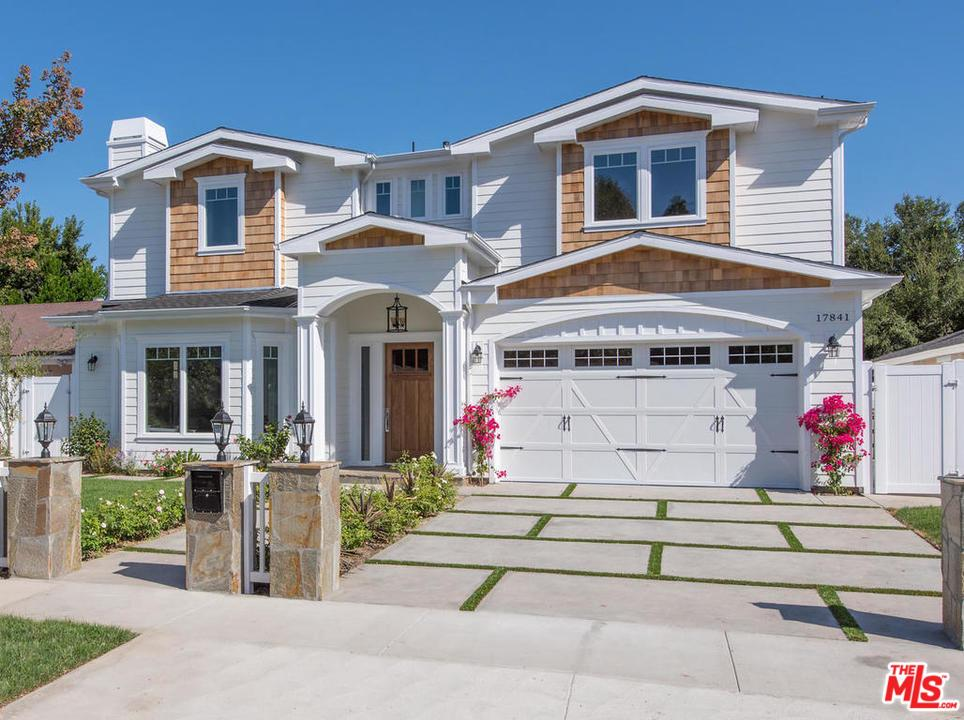 17841 PALORA Street - Encino, California