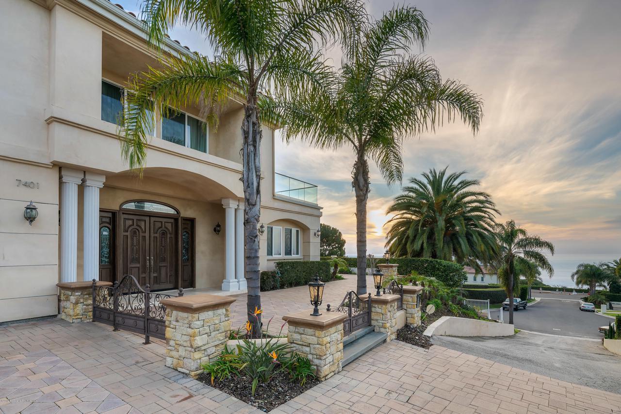 7401 ALIDA, Rancho Palos Verdes, CA 90275 - 7401 Alida Place - Sunset