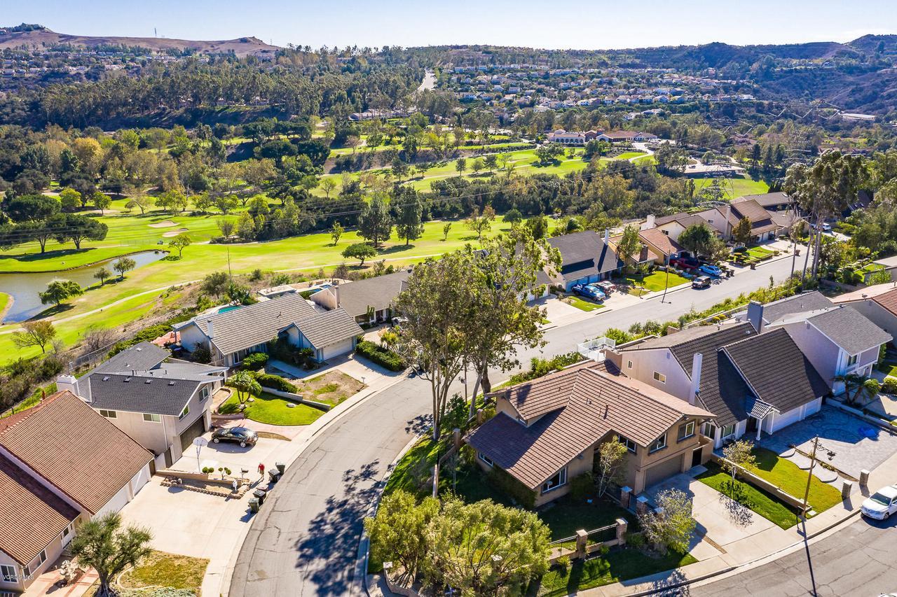 6598 PASEO CABALLO, Anaheim, CA 92807 - Paseo Caballo aerial-12