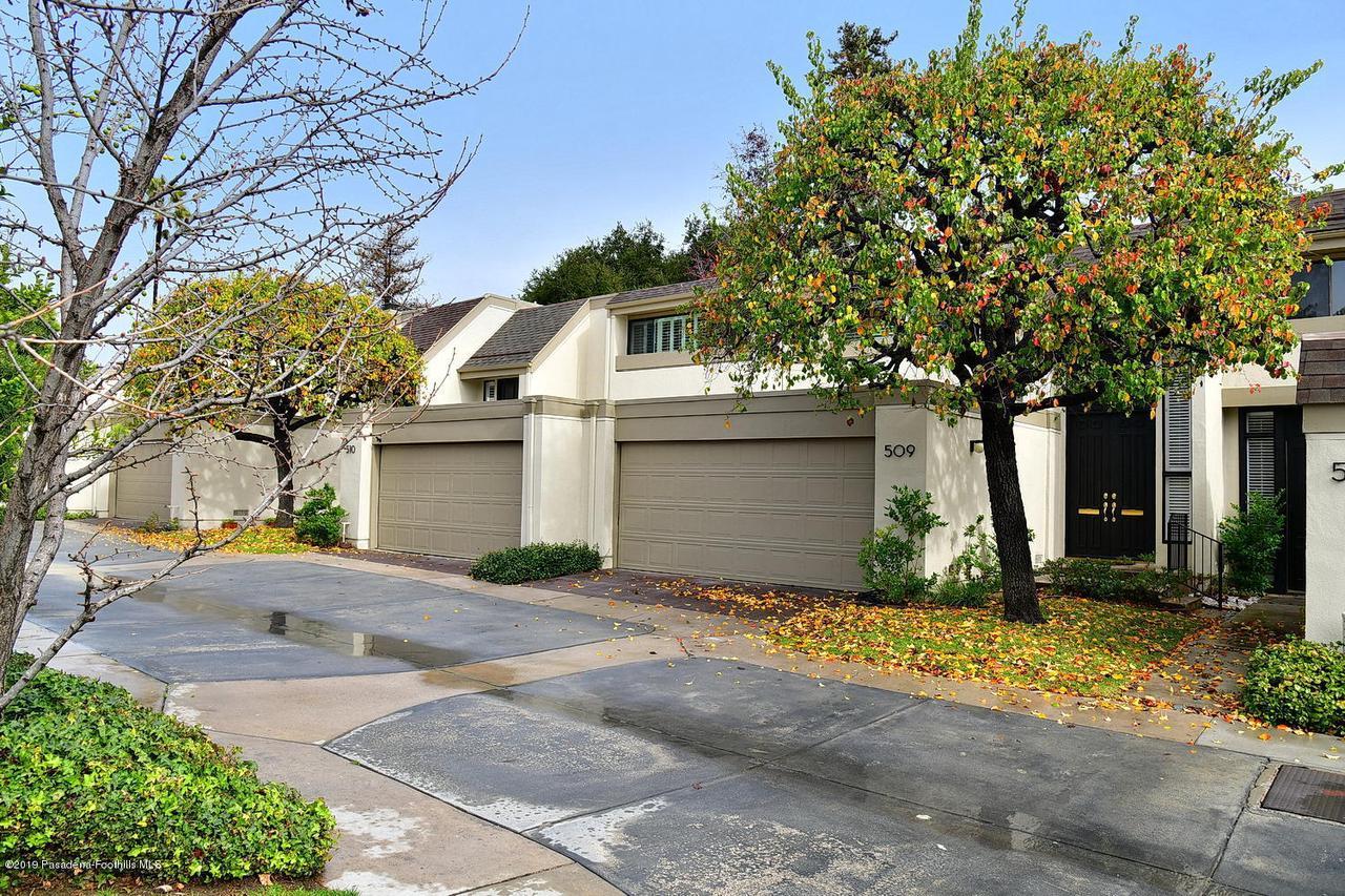 201 ORANGE GROVE, Pasadena, CA 91103 - 201 ORANGE 509 MLS 01