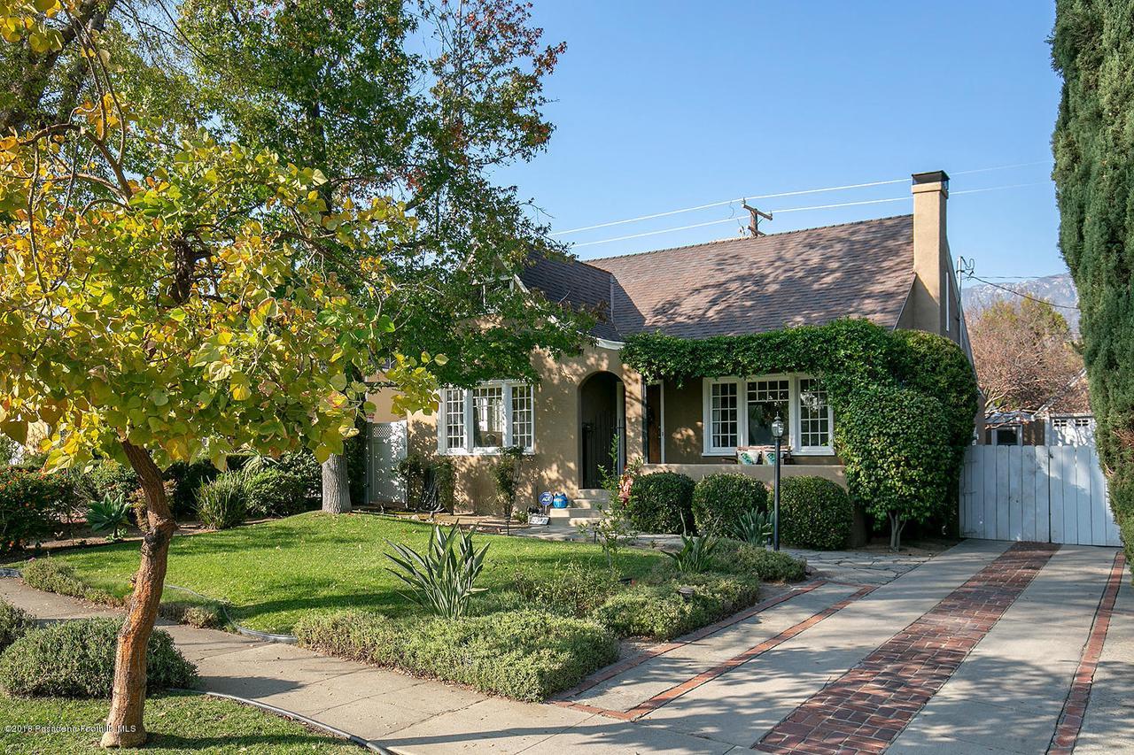 2037 JEFFERSON, Pasadena, CA 91104 - 2037 Jefferson Dr 001-mls