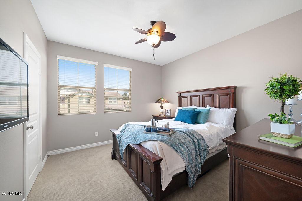 4511 VIA DEL SOL, Camarillo, CA 93012 - Master bedroom