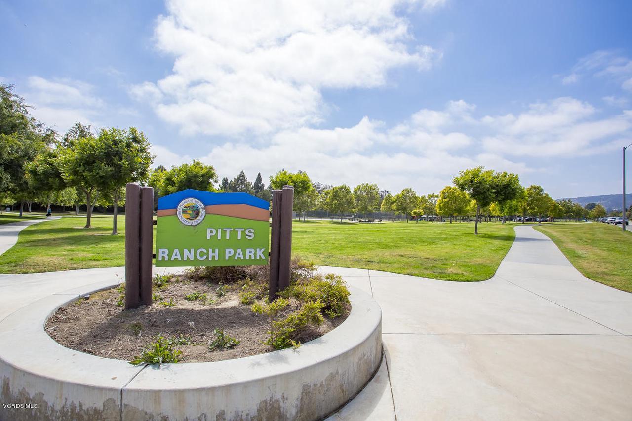 4511 VIA DEL SOL, Camarillo, CA 93012 - Pitts Ranch Park