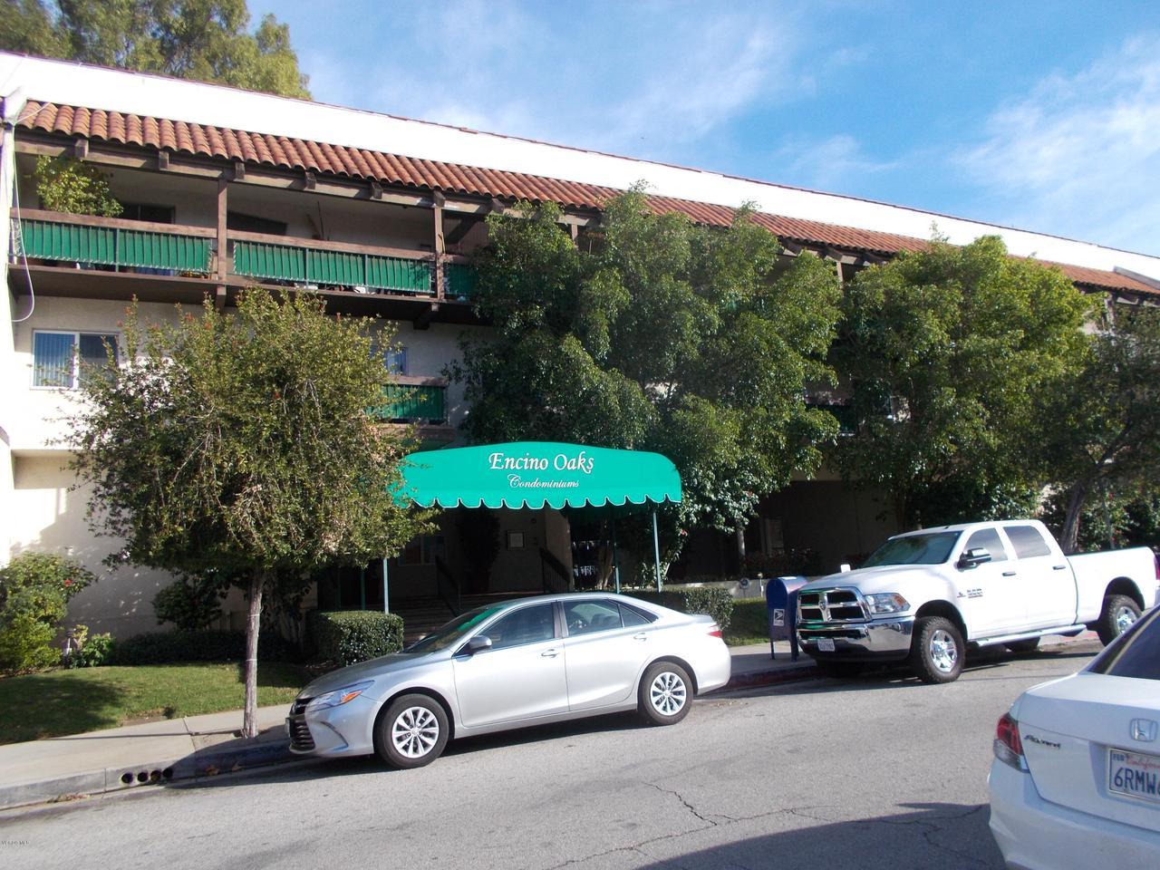Photo of 5460 WHITE OAK AVENUE #E118, Encino, CA 91316