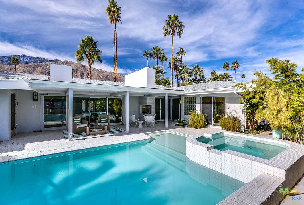 1088 MANZANITA, Palm Springs, CA 92264