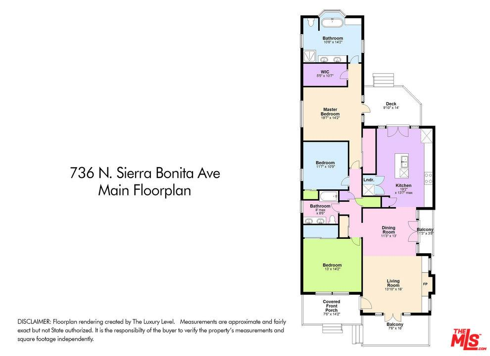 736 SIERRA BONITA, Los Angeles (City), CA 90046