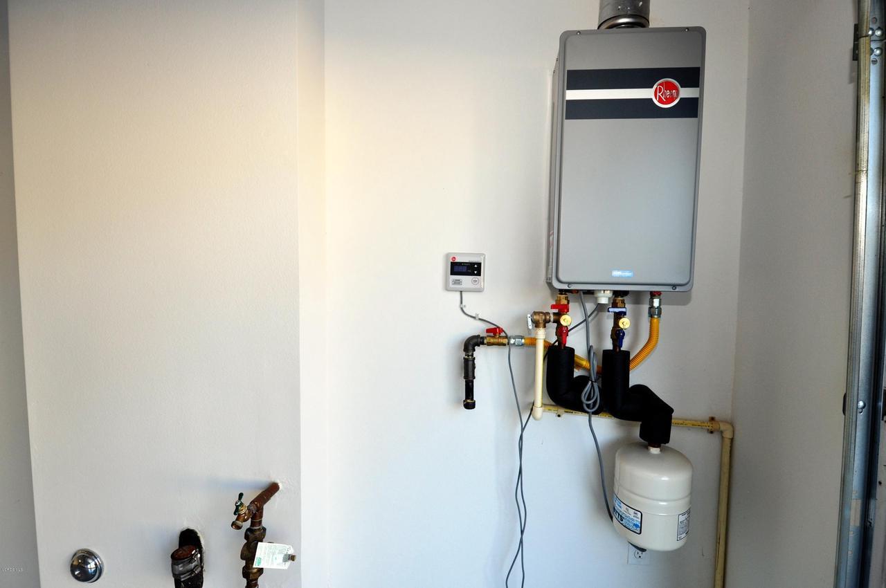 3717 ISLANDER WALK, Oxnard, CA 93035 - Garage Instant Hot Water Heater