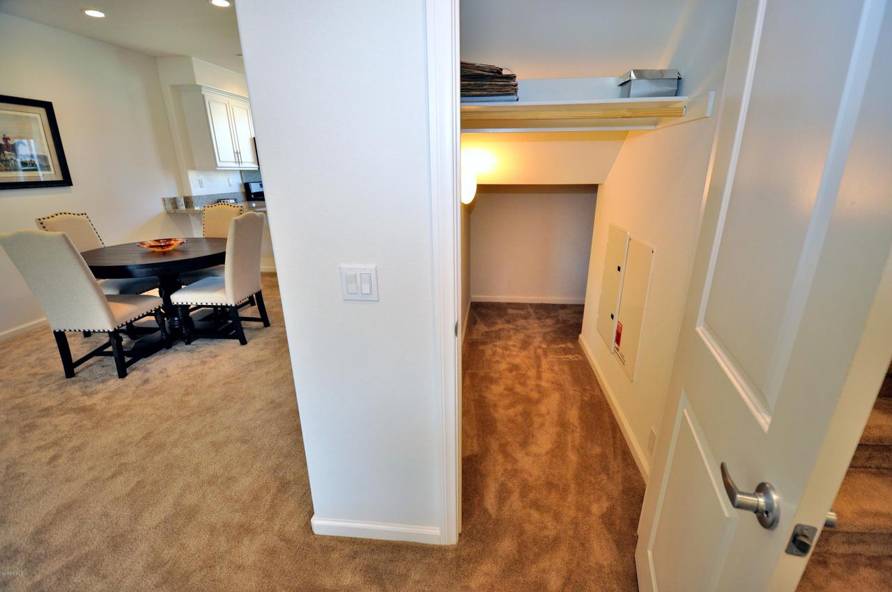 3717 ISLANDER WALK, Oxnard, CA 93035 - Living Area stair storage
