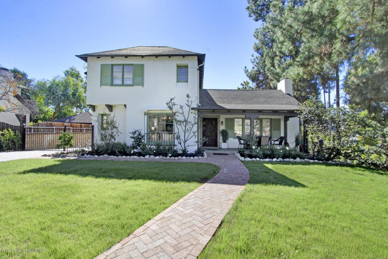 1414 CASA GRANDE, Pasadena, CA 91104 - 1414 Casa Grande St Pasadena MLS-1 - Cop
