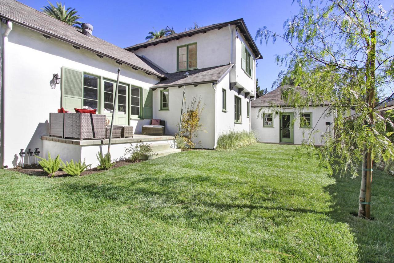 1414 CASA GRANDE, Pasadena, CA 91104 - 1414 Casa Grande St Pasadena MLS-34
