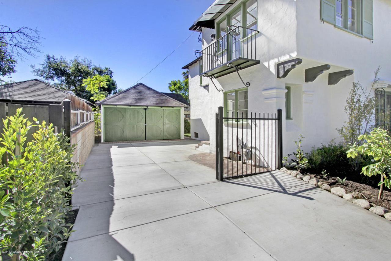 1414 CASA GRANDE, Pasadena, CA 91104 - 1414 Casa Grande St Pasadena MLS-36