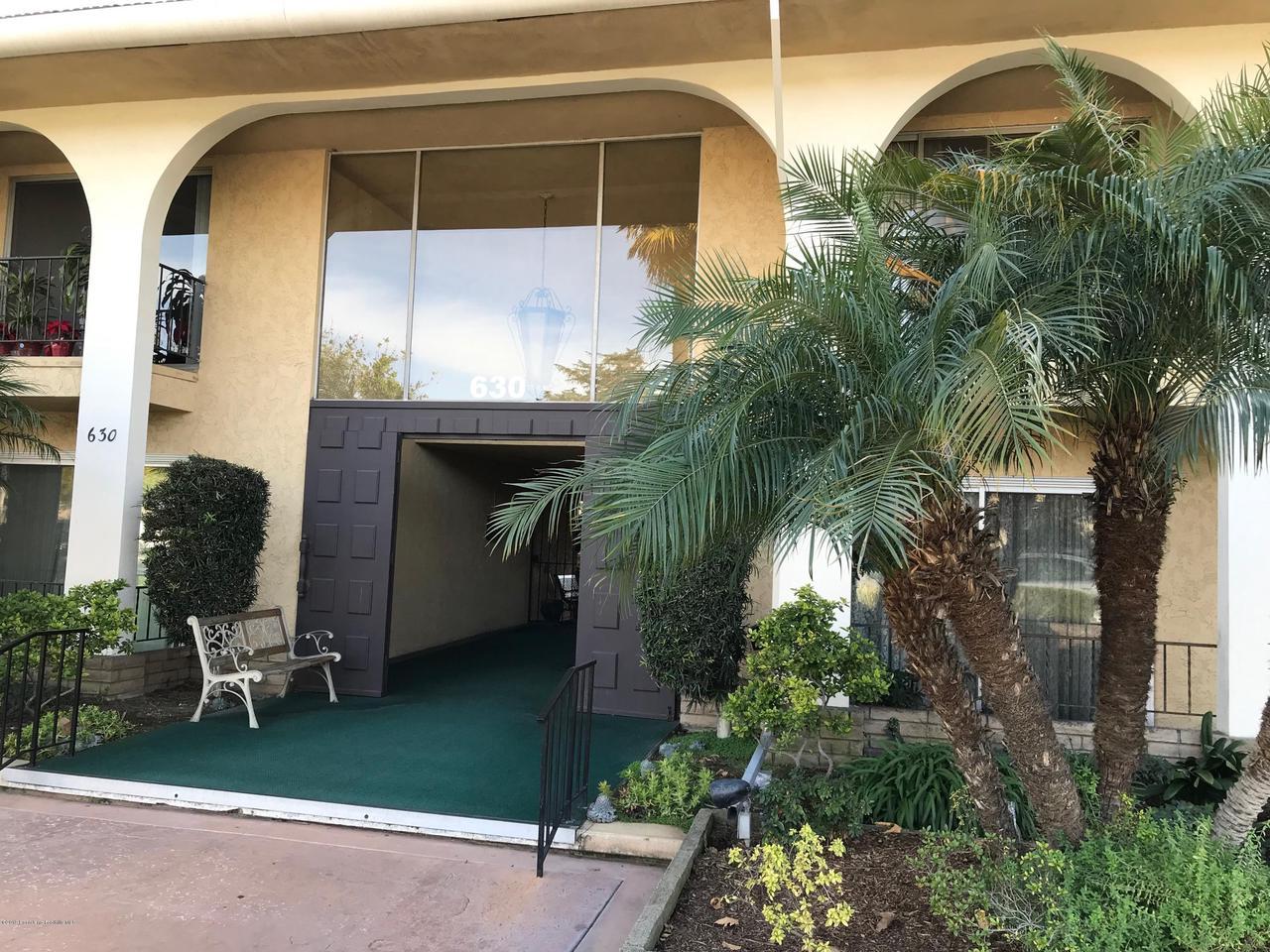 630 HUNTINGTON, Arcadia, CA 91007 - Front Entrance